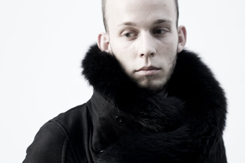Photo of Mathias Vestergaard in a black coat with a fur collar
